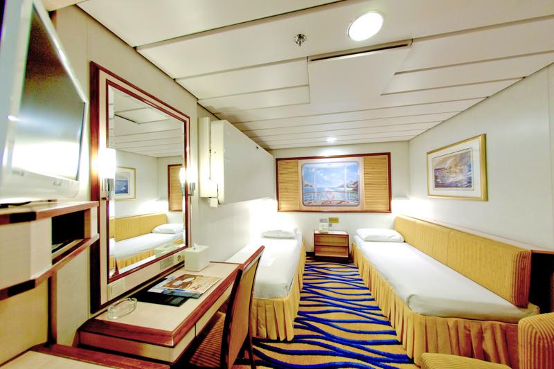 DA-DD_Inside Stateroom-h  尋找南國の藍。沖繩單車郵輪之旅2016 DA DD Inside Stateroom h