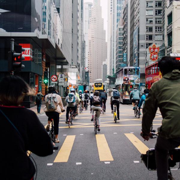 籌旗。香港市區單車代步研究 P1240736 600x600