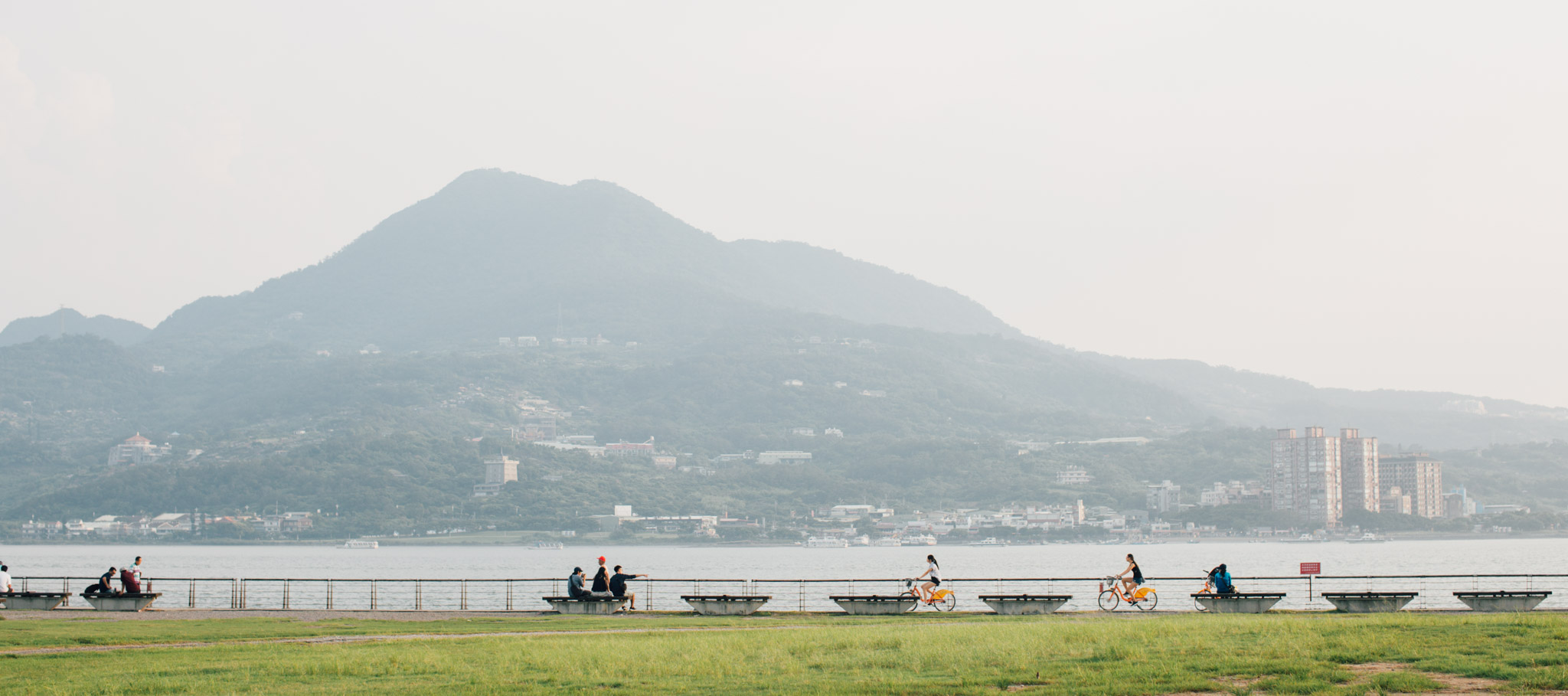 bike the moment 淡水遊記  台北遊記2017。淡水 IMG 35182